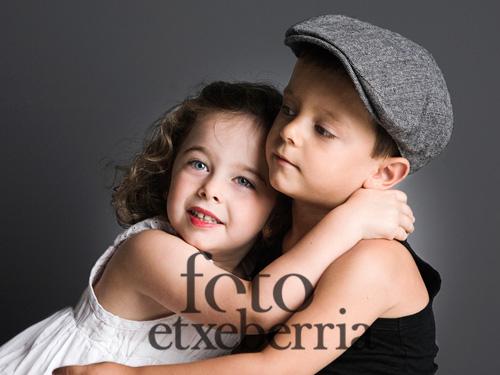 foto etxeberria-reportaje fotográfico-retrato-estudio-niñ@s